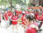 深圳市丽蒂雅化妆品有限公司一滴水精油团队西涌海滩游