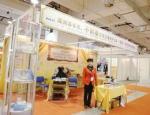 2014年4月一滴水品牌精油参展济南美博会,展位号:D26-27