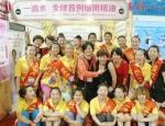 2014年6月一滴水品牌精油参展山西美博会,展位号:A112