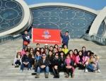 2015年1月16-17日深圳市丽蒂雅化妆品公司内部员工开平阳江两日游