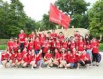 2015年6月26日,一滴水精油团队人员集体出游